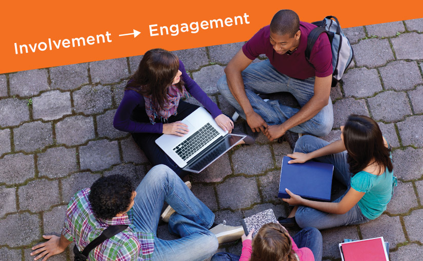 From Involvement to Engagement: The Difference Is in the Outcomes